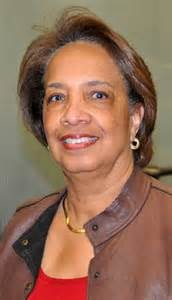 Dr. Rachel Petty, provost and chief academic officer of UDC is looking to helping Dr. Ronald Mason succeed.