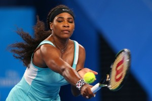 Serena Williams of the U.S. will be ready for the Open.
