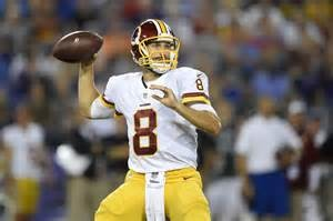 Kirk Cousins will have to be at his throwing and motility best to stand a chance against the Patriots on November 8.