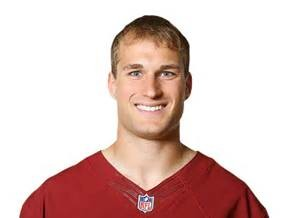 Kirk Cousins is a nice man but football is not about niceties. It's for those who are gritty, tough, and brave.