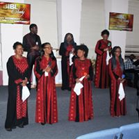 A section of the members of the Voice of Cherubim