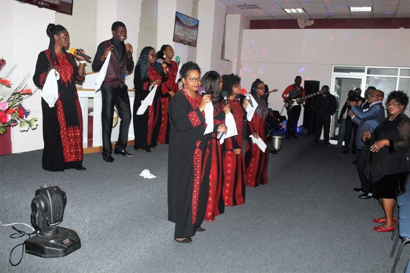 The Voice of Cherubim Choir will play a prominent role in the Church's first anniversary celebrations